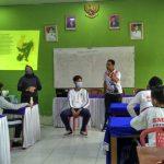 Universitas Teknokrat Melatih Siswa Ekstrakurikuler Olahraga di SMAN 1 Pringsewu