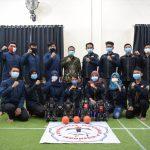 Universitas Teknokrat Indonesia Juara Nasional Robot Sepakbola Indonesia