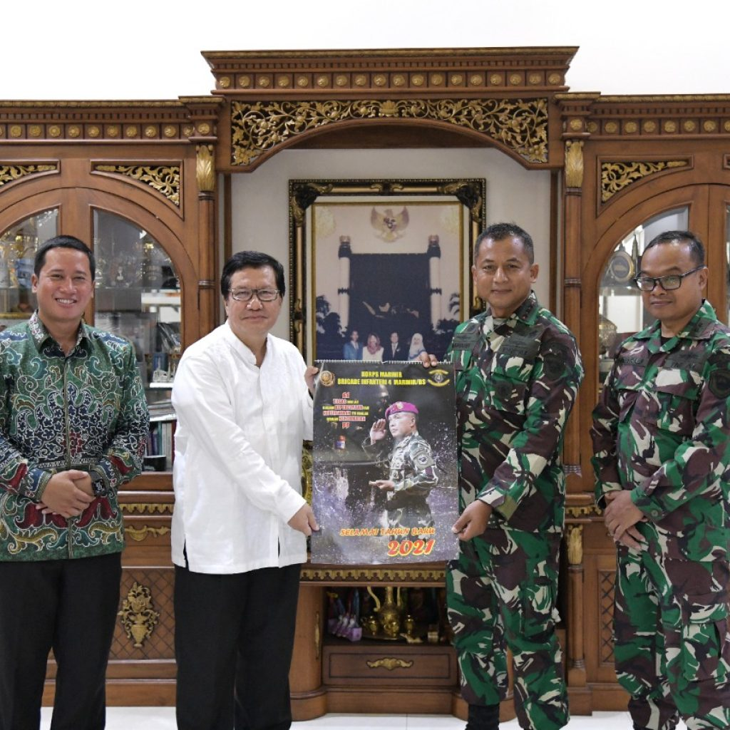 Tingkatkan Kualitas Personel BRIGIF 4 MAR/BS, Gandeng Kembali Universitas Teknokrat Indonesia.